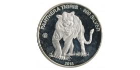 100 Kip - Laos Argent