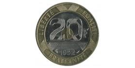 20 Francs Mont-Saint-Michel