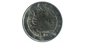 2 Euros Commémorative Finlande 2020 - Väinö Linna