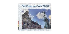 Série B.U. Belgique 2020