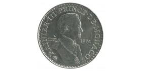 50 Francs Rainier III Monaco Argent