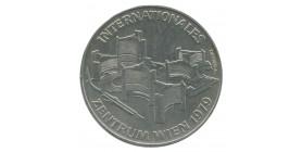 100 Schilling - Autriche Argent