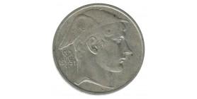 50 Francs Légende Flamande - Belgique Argent