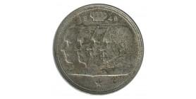 100 Francs Légende Française - Belgique Argent