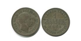 1 Silber Groschen Frédéric Guillaume III allemagne argent - prusse