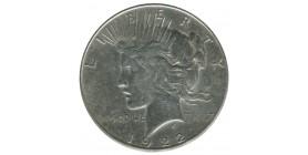 1 Dollar Paix Etats - Unis Argent