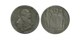 1 Thaler Frederic Guillaume II Allemagne Argent - Prusse