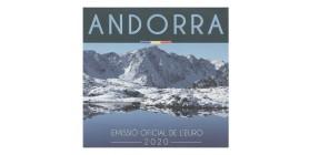 Série B.U. Andorre 2020