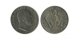 1 Thaler Guillaume Ier Allemagne Argent - Prusse