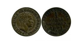 1/2 Silber Groschen Frédéric Guillaume III allemagne argent - prusse