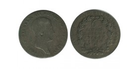 1/6 Thaler Frederic Guillaume III Allemagne Argent - Prusse