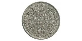 200 Francs Mohammed V - Maroc Argent