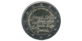 2 Euros commémoratives Slovénie