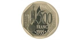 500 Francs Centenaire de la mort de Pasteur