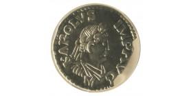 100 Francs Denier de Charlemagne - 2000 ans de monnaies en France