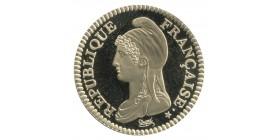100 Francs Marianne Révolutionnaire - 2000 ans de monnaies en France