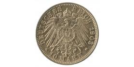 10 Marks Otto - Allemagne Bavière