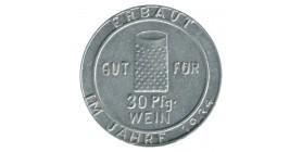 30 Pfennig de Vin - Allemagne