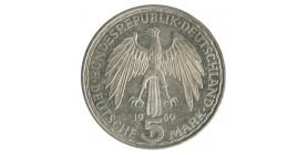 5 Marks - Allemagne Argent