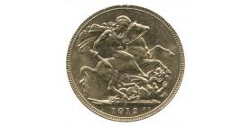 Souverain Georges V - Australie