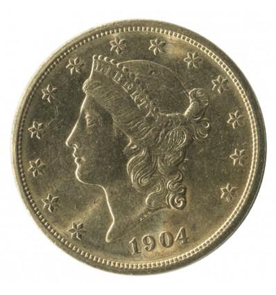 20 Dollars Liberté - Etats-Unis