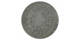 5 Francs Union et Force Union Serré