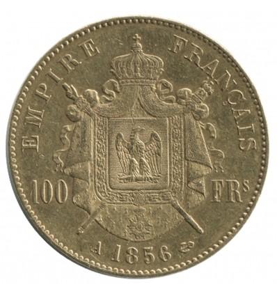 100 Francs Napoléon III Tête Nue