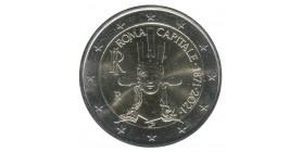 2 Euros Commémoratives Italie 2021