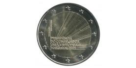 2 Euros Commémoratives Portugal 2021