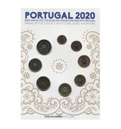 Série FDC Portugal 2020