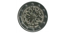 2 Euros Commémoratives Chypre