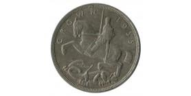 1 Couronne Georges V - Grande-Bretagne Argent