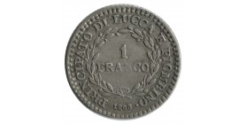 1 Franco Félix et Elisa - Italie Argent Lucca-Piombino