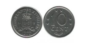 10 Cents Antilles Hollandaises