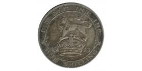 1 Shilling Georges V - Grande Bretagne Argent
