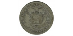 1 Bolivar - Vénezuela Argent