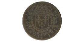 Jeton Conseil du Roi Louis XIV en cuivre