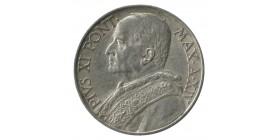 10 Lires Pie XI - Vatican Argent