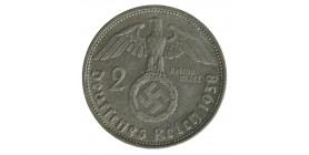 2 Marks S.Hindenbourg - Allemagne Argent