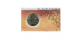 2,50 Euros commémorative Belgique 2021