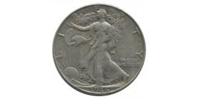 1/2 Dollar Liberté - Etats-Unis Argent