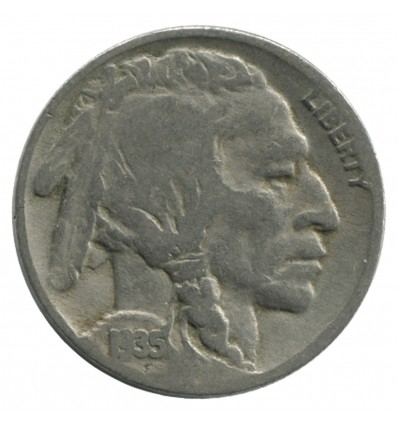 5 Cents Buffalo - Etats-Unis