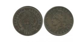 2 Centavos Argentine
