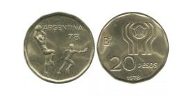 20 Pesos Argentine