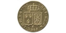 Louis d'or au Buste Nu - Louis XVI