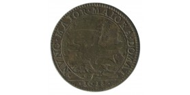 Jeton Chambre des Monnaies Louis XIII