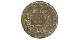 10 Francs Cérès Troisième République