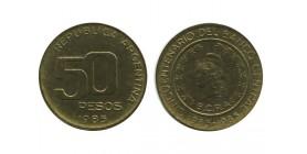 50 Pesos Argentine