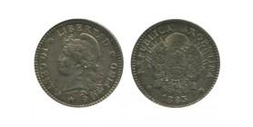 10 Centavos Argentine Argent