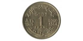 1 Franc - Maroc